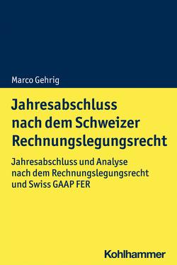 Jahresabschluss von Gehrig,  Marco