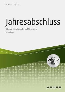 Jahresabschluss – inkl. Arbeitshilfen online von Tanski,  Joachim S.