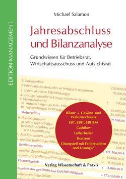 Jahresabschluss und Bilanzanalyse von Salamon,  Michael