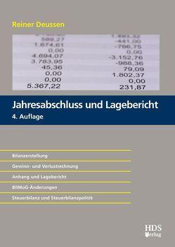 Jahresabschluss und Lagebericht von Deussen,  Reiner
