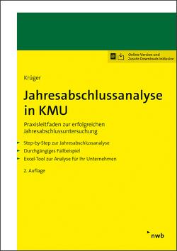 Jahresabschlussanalyse in KMU von Krüger,  Günther,  H.