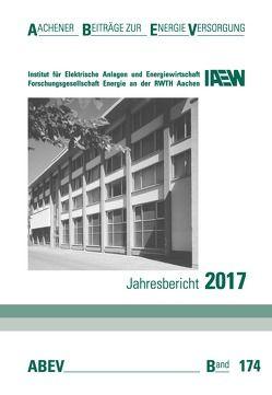 Jahresbericht 2017 von Moser,  Albert, Ringe,  Anette, Sprey,  Jens