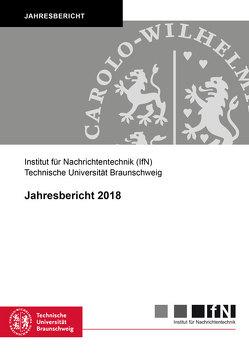 Jahresbericht 2018 von Fingscheidt,  Tim, Kürner,  Thomas, Reimers,  Ulrich