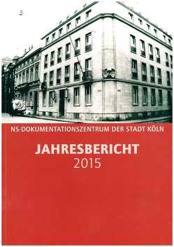 Jahresbericht / Jahresbericht 2015 von Jung,  Werner