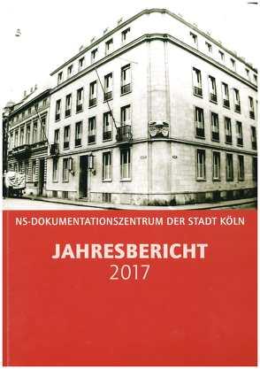 Jahresbericht / Jahresbericht 2017 von Jung,  Werner
