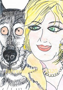 Jahreskalender 2020 von Wolf,  Bela F.