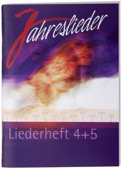Jahreslieder 7 von Scharnowski,  Hans Werner