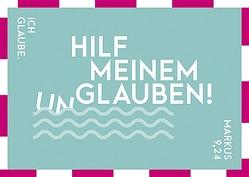 Jahreslosung 2020 – Lentikularkarte (3er-Set) von Hoffmann,  Sebastian