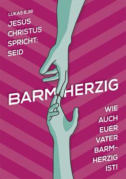 Jahreslosung 2021 – Kunstdruck A4 von Hoffmann,  Sebastian