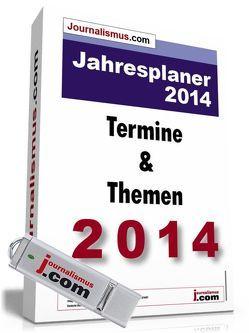 Jahresplaner 2014 –  Die Terminvorschau 2014 – digital von Brück,  Jürgen, Diesler,  Peter, Lindl,  Michaela, Lohmeyer-Duchatz,  Kathrin, Weichmann,  Birgit