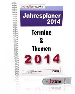 Jahresplaner 2014 plus –  Die Terminvorschau 2014 von Brück,  Jürgen, Diesler,  Peter, Lindl,  Michaela, Lohmeyer-Duchatz,  Kathrin, Weichmann,  Birgit