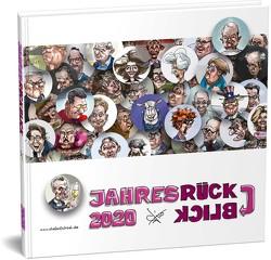 Jahresrückblick 2020 von Fichtel,  Stefan