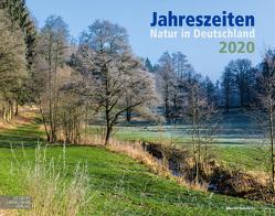 Jahreszeiten 2020 Großformat-Kalender 58 x 45,5 cm