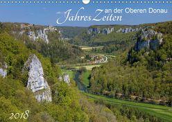 JahresZeiten an der Oberen Donau (Wandkalender 2018 DIN A3 quer) von Beck,  Andreas