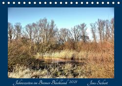 Jahreszeiten im Bremer Blockland (Tischkalender 2021 DIN A5 quer) von Siebert,  Jens