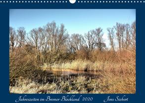 Jahreszeiten im Bremer Blockland (Wandkalender 2020 DIN A3 quer) von Siebert,  Jens