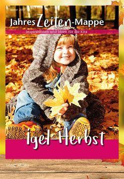 JahresZeiten-Mappe: Igel-Herbst