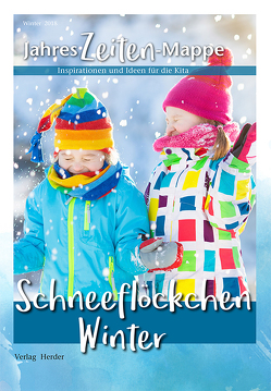 JahresZeiten-Mappe: Schneeflöckchen Winter