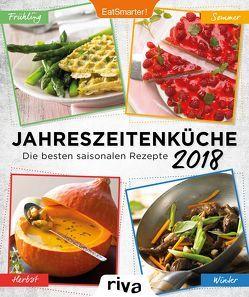 Jahreszeitenküche 2018 von Koelle,  Katrin, Smarter!,  Eat