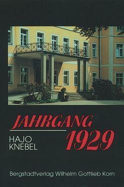 Jahrgang 1929 von Knebel,  Hajo
