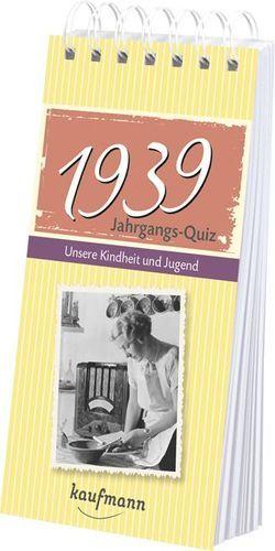Jahrgangs-Quiz 1939
