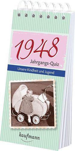 Jahrgangs-Quiz 1948 von Jacob,  Tom