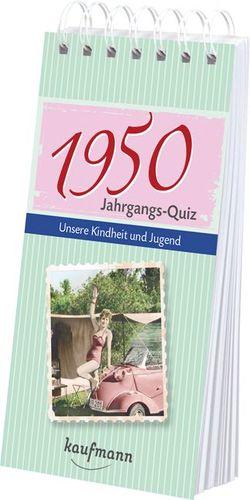 Jahrgangs-Quiz 1950