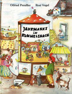 Jahrmarkt in Rummelsbach von Preussler,  Otfried, Vogel,  Rosi