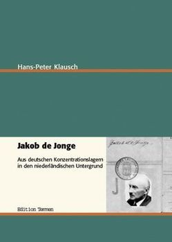 Jakob de Jonge von Klausch,  Hans P