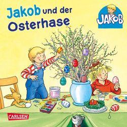 Jakob und der Osterhase von Friedl,  Peter, Grimm,  Sandra