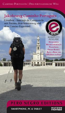 Jakobsweg Caminho Português – eBook