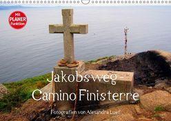 Jakobsweg – Camino Finisterre (Wandkalender 2019 DIN A3 quer) von Luef,  Alexandra