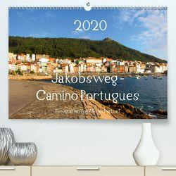 Jakobsweg – Camino Portugues (Premium, hochwertiger DIN A2 Wandkalender 2020, Kunstdruck in Hochglanz) von Luef,  Alexandra