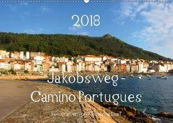 Jakobsweg – Camino Portugues (Wandkalender 2018 DIN A2 quer) von Luef,  Alexandra