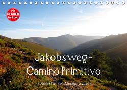 Jakobsweg – Camino Primitivo (Tischkalender 2020 DIN A5 quer) von Luef,  Alexandra