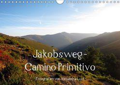 Jakobsweg – Camino Primitivo (Wandkalender 2019 DIN A4 quer) von Luef,  Alexandra