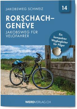 Jakobsweg Schweiz Band 14