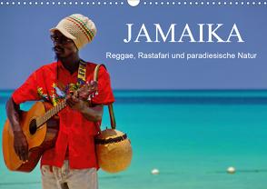 JAMAIKA Reggae, Rastafari und paradiesische Natur. (Wandkalender 2021 DIN A3 quer) von M.Polok