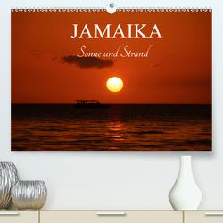 Jamaika Sonne und Strand (Premium, hochwertiger DIN A2 Wandkalender 2020, Kunstdruck in Hochglanz) von M.Polok