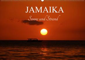 Jamaika Sonne und Strand (Wandkalender 2020 DIN A2 quer) von M.Polok