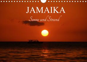 Jamaika Sonne und Strand (Wandkalender 2020 DIN A4 quer) von M.Polok