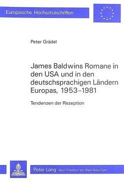 James Baldwins Romane in den USA und in den deutschsprachigen Ländern Europas, 1953-1981