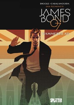 James Bond 007. Band 3 von Casalanguida,  Luca, Diggle,  Andy