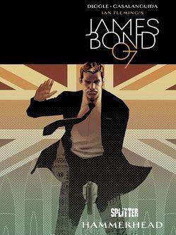James Bond. Band 3 von Casalanguida,  Luca, Diggle,  Andy, Fleming,  Ian