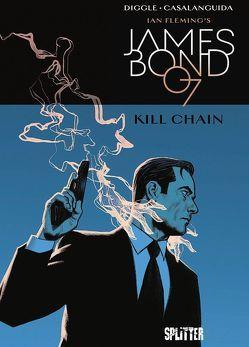 James Bond. Band 6 von Casalanguida,  Luca, Diggle,  Andy, Fleming,  Ian