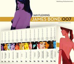 James Bond von Fleming,  Ian, Klüver Anika, Pannen,  Stephanie