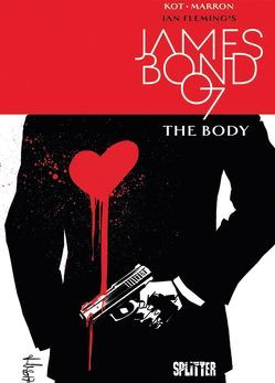 James Bond. Band 8 (lim. Variant Edition) von Casalanguida,  Luca, Kot,  Ales