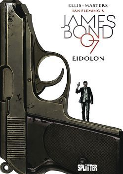 James Bond. Band 2 (lim. Variant Edition) von Ellis,  Warren, Fleming,  Ian, Masters,  Jason
