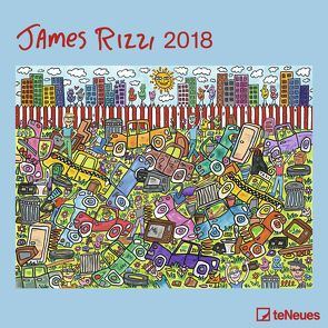 James Rizzi 2018 von Rizzi,  James