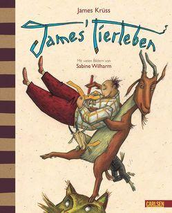 James' Tierleben von Krüss,  James, Wilharm,  Sabine